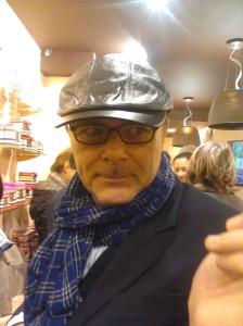 Jean-Paul Hévin, chocolatier.